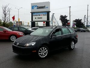 2013 Volkswagen Golf Sportwagon ONLY $19 DOWN $68/WKLY!!