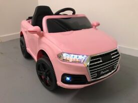 Audi Q7 Kids Electric Cars **SUMMER OFFER ONLY** | Kids Car | Remote Control Car | Kids Ride On Cars