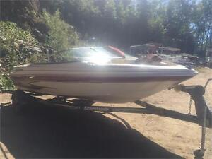 ***SOLD SOLD SOLD***. 1999 GLASTRON 18' BOWRIDER