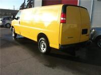 2006 Chevrolet Express Cargo Van EXTENTED INSULATED DIVIDED