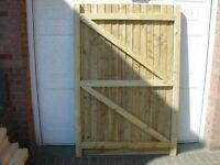 2 x 6X3 GARDEN GATES GRAVEL BOARD F/EDGE 2 FOR 38.00