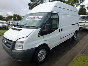 2010 Ford Transit VM Refrigerated High (LWB) 6 Speed Manual Van Homebush West Strathfield Area Preview