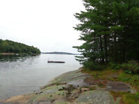 Waterfront Cottage & Extra Lot - Georgian Bay Parry Sound