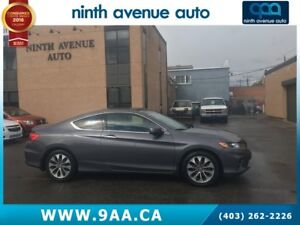 2013 Honda Accord EX-L-NAVI 2dr Coupe, Leather, Manual 6 speed