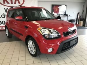 2013 Kia Soul 2u FWD 2.0L *BLUETOOTH/HEATED CLOTH FRONT SEATS/CR