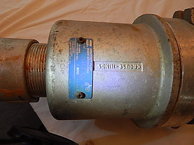 Cooper Crouse-hinds Arktite Mating Plug 200 Amp Four Conductor Cat Ap20457