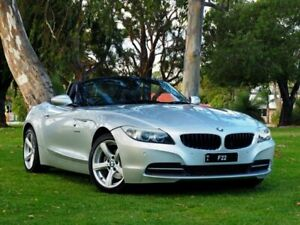 2009 BMW Z4 E89 sDrive23i Steptronic Silver 6 Speed Sports Automatic Roadster Myaree Melville Area Preview