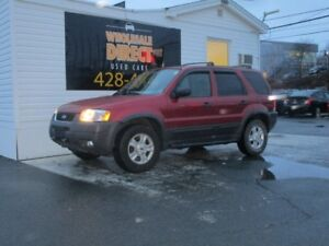 2003 Ford Escape SUV XLT AWD 3.0 L