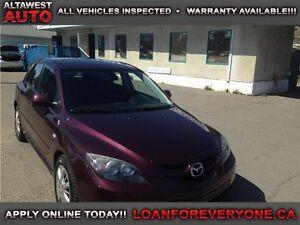 2008 Mazda Mazda3 GS *Ltd Avail* sunroof