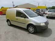 2008 Volkswagen Caddy SWB Turbo Diesel Silver 5 Speed Manual Van Reynella Morphett Vale Area Preview