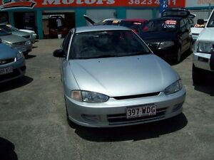 1997 Mitsubishi Lancer CE GLi Silver 4 Speed Automatic Coupe Capalaba West Brisbane South East Preview