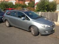 TAXI city plate....2011 vaxhall astra 1.7, diesel , 5 doors, RECENTLY SERVICED