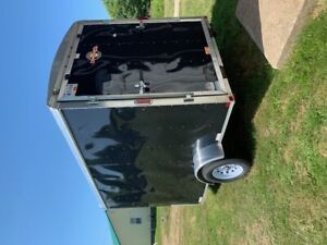 6x10 Covered Utility Trailer $5,500 OBO.