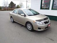 2009 Toyota Corolla CE Standard Shift only $89 biweekly!