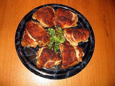 MySPICERUBRECIPE of 11 herbs & spices for chicken &meat, grilled orbaked
