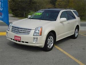 """2009 Cadillac SRX V6 """"ALL WHEEL DRIVE"""""""