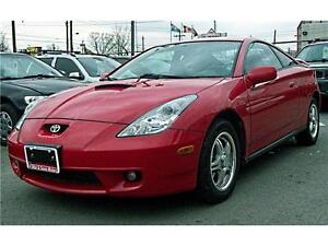 2002 Toyota Celica GT Auto,***ONLY 127K !!*** CLEAN TITLE !