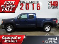 2012 GMC Sierra 1500 SLE W/ 4X4, Alloy Wheels, Factory Tow