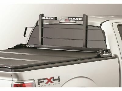 For Chevrolet Silverado 2500 HD Cab Protector and Headache Rack Backrack 14198RH