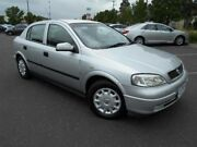 2004 Holden Astra TS Classic Silver 4 Speed Automatic Hatchback Maidstone Maribyrnong Area Preview