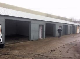 Light Industrial and Storage Units