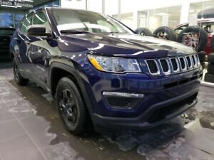 2018 Jeep Compass SPORT, BLUETOOTH, ACCIDENT FREE