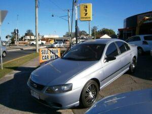 2008 Ford Falcon BF Mk II Futura Grey 6 Speed Sports Automatic Sedan Stafford Brisbane North West Preview