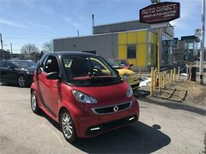 2013 SMART FORTWO PASSION 28000KM, $6995