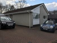 3 bed detached bungalow with garage for sale in Balloch