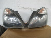 RENAULT CLIO HEADLIGHTS 2001-2006 front left and right