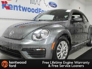 2017 Volkswagen Beetle Coupe What makes a VW Beetle go? BEETLE J