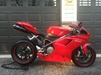 Ducati 848 ***prix fin de saison ***