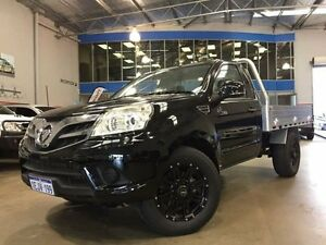 2013 Foton Tunland P201 Launch Edition (4x2) Black 5 Speed Manual C/Chas Tray Beckenham Gosnells Area Preview