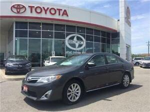 2012 Toyota Camry Hybrid XLE *** BLUETOOTH, POWER OPTS, AC ***