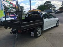2005 Holden Crewman VZ SS White 4 Speed Automatic Brooklyn Brimbank Area Preview