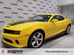 2012 Chevrolet Camaro 2SS w/ Super low KM, One Owner