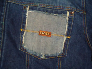 **ENYCE****BLUE JEAN DENIM JACKET MENS XXXL 3X 3XL Kingston Kingston Area image 2