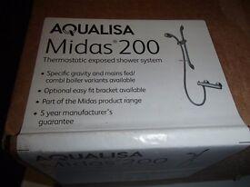 MIDA 200 THERMOSTATIC SHOWER