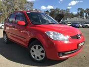 2006 Mazda 2 DY10Y2 Neo Red 5 Speed Manual Hatchback Londonderry Penrith Area Preview