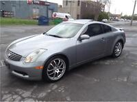 2005 G35 Coupe Mint Only 140,200 Klms