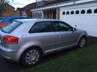 Audi A3 for Spares or Repair