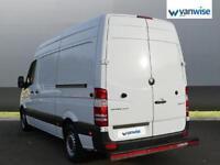 2015 Mercedes-Benz Sprinter 3.5t Van Diesel white Manual