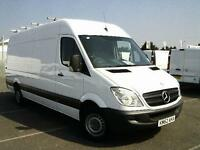Mercedes-Benz Sprinter 313 CDI LWB 3.5T HIGH ROOF VAN DIESEL MANUAL (2012)