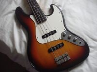 ESP 400 SERIES JAZZ BASS 62 RTI MADE IN JAPAN 1983