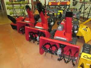** NEW SNOWBLOWERS** Come in for yours today!