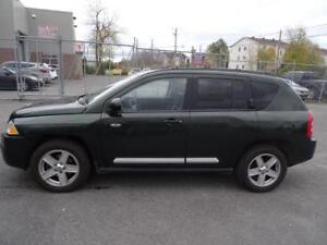 2010 Jeep Compass North Edition automatique 4wd bas kilometrage