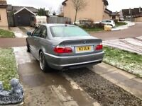 Used, BREAKING FOR PARTS SPARES BMW E46 3 series 330 330Ci Facelift Sport Coupe SilverGrey 6 Speed Manual for sale  Livingston, West Lothian