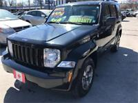 2008 Jeep Liberty Sport 4X4 TRAIL RATED NORTH EDT...ONLY $8250. City of Toronto Toronto (GTA) Preview