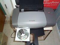 Lexmark Z615 Colourjet Printer