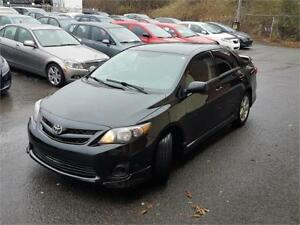 2011 Toyota Corolla S/DEMARREUR/MAGS/A/C/CRUISE/GROUPE ELEC